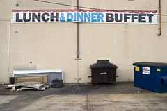 State of the Union (richpix ) Tags: usa trash dumpster dinner america lunch american buffet inedible utata:project=tw197