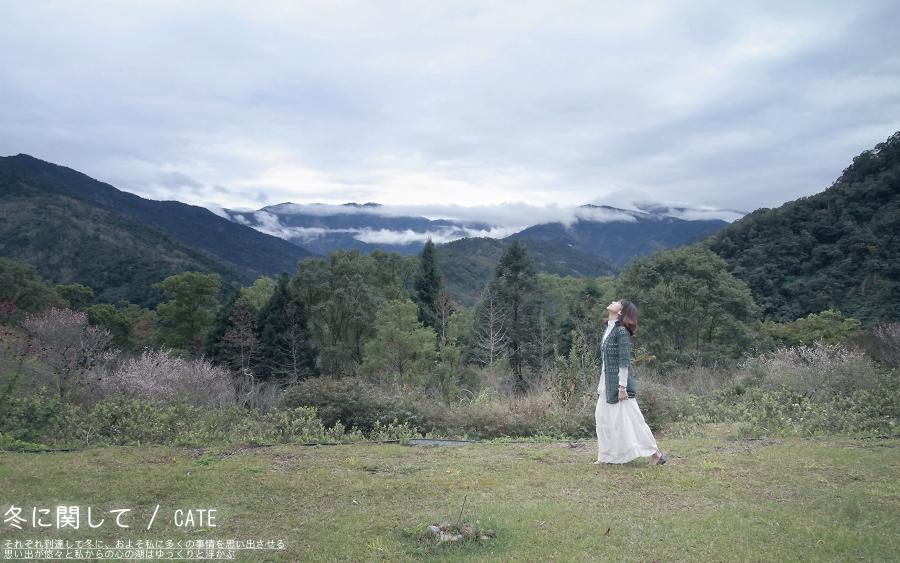 冬に関して-CATE