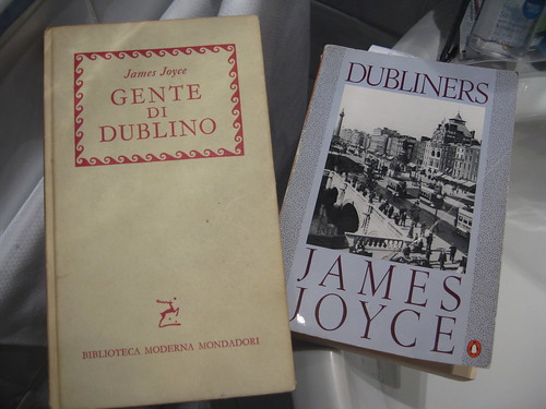 Joyce in English and Italian