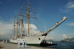 RECALADA A RIO (11) (Armada de Chile) Tags: velas 2010 regata sudamrica bicentenario