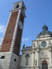 Vicenza - Veneto - Italia (Been Around) Tags: italien italy italian europa europe italia niceshot basilica travellers eu ita monte vicenza italiano pallad