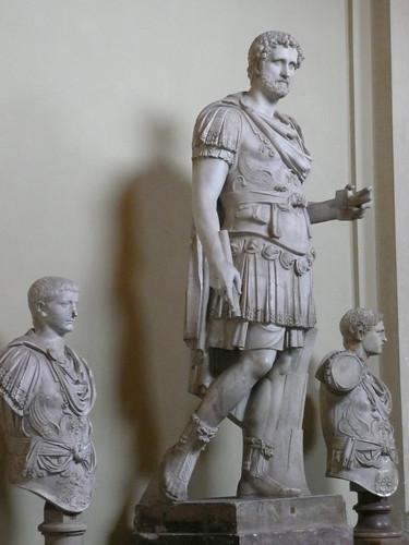 Museo Chiaramonti. Museos Vaticanos. Roma