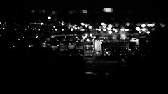 092. Trafficking (prenetic) Tags: seattle city light blackandwhite bw night port dark boats lights boat blackwhite washington ship bokeh crane ships cargo cranes container shipyard seaport containers portofseattle cargocontainer cargocontainers portofseattleseaport