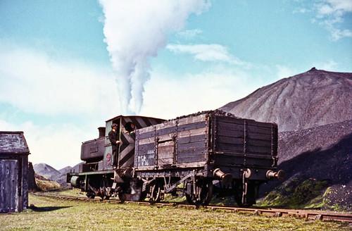 Blaenavon 1972 (geoffspages) Tags: industry geotagged railway steam ncb blaenavon uksteam geo:lat=51774705 geo:lon=3096642