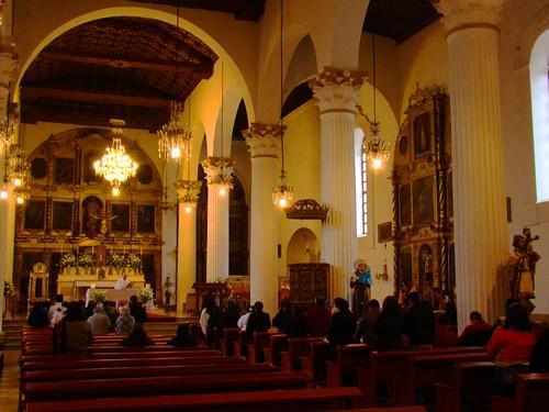 En la Catedral de Santo Domingo (4)