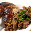 Roast Chicken with Glutinous Rice Stuffing