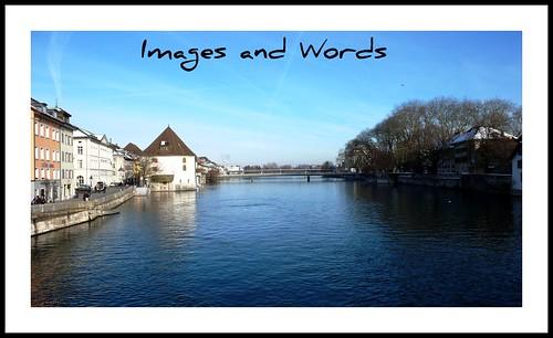 River Aar from Wengi bridge, Solothurn