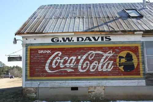 G.W. Davis Corner Store - Arcola, NC