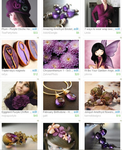Amethyst Dream - Treasury