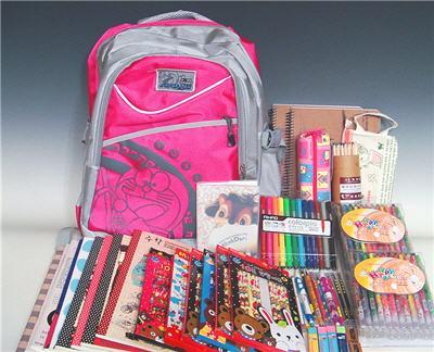 책가방과 학용품