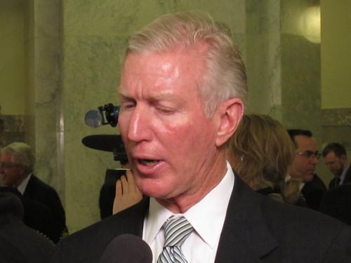 Ted Morton Budget 2010