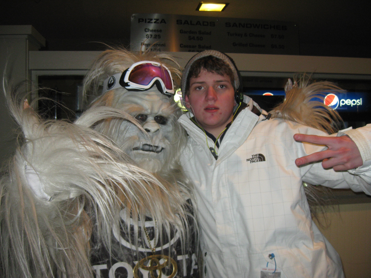Yeti Meet and Greet