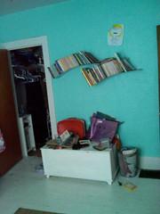 Edens room before