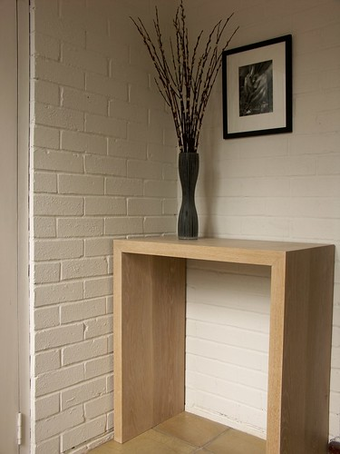 Hall set 1 - console table