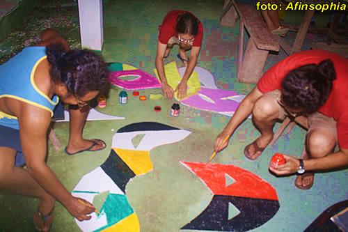 Bandinha 2010 Preparação 05 por você.