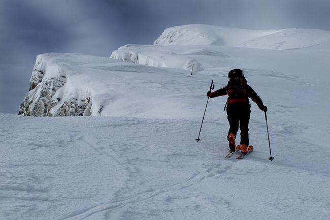 Scialpinismo Alpe Tre Potenze