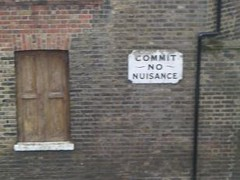 commit no nuisance