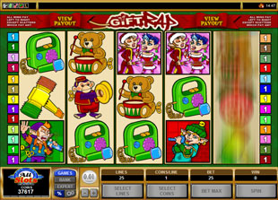 Gift Rap slot game online review
