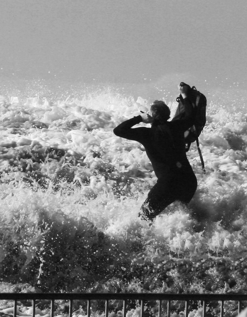 Mavericks Rogue Waves: Bracing for Impact