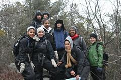 Green Team Blue Hills Hike