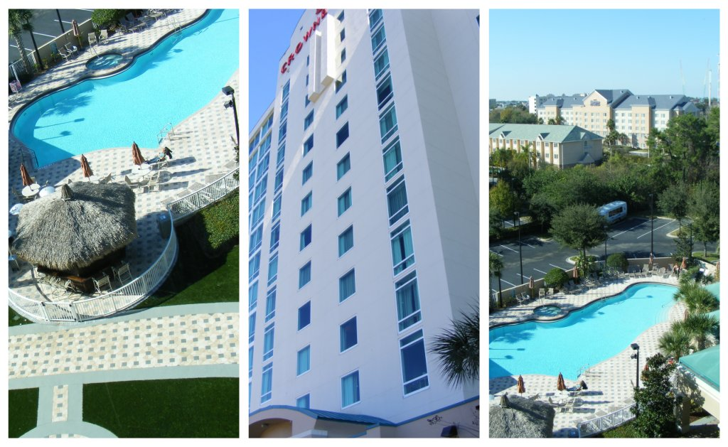 Crowne Plaza Collage