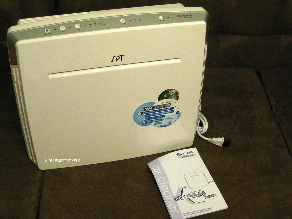 SPT 空氣清淨機
