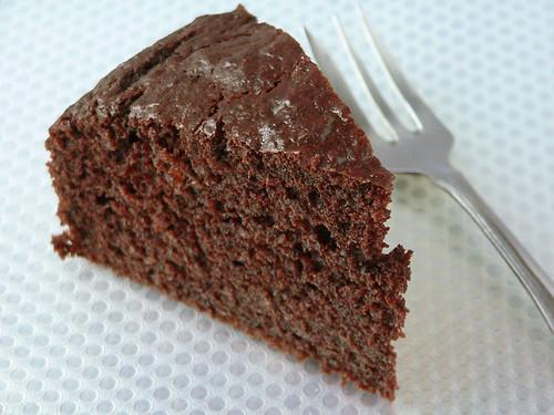 Schokolade-Möhren-Kuchen ohne Nüsse