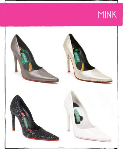 Mink Shoes