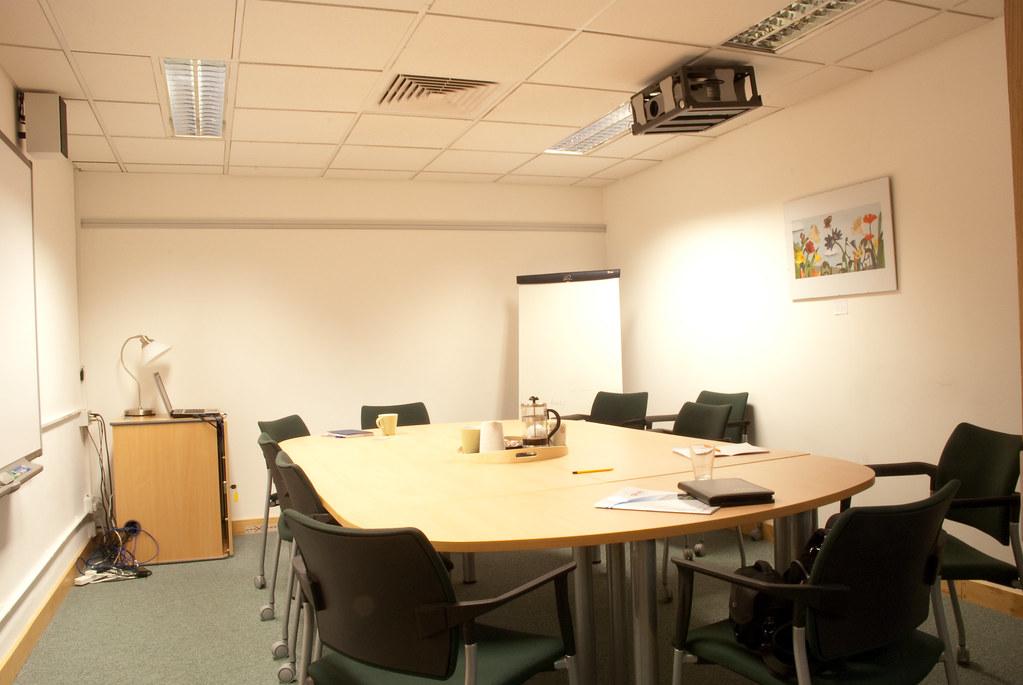 Boardroom, UWE Ventures, University of the West of England