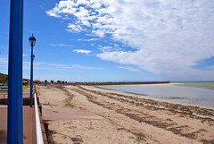 Whyalla Foreshore (Chris K Photography) Tags: beach seagrass whyalla