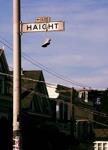 Height Ashbury Shoe