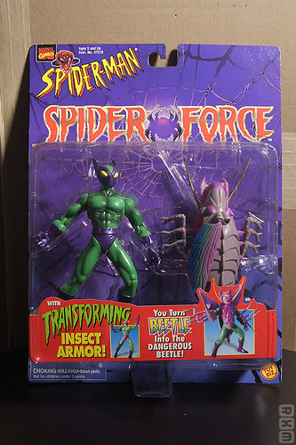 Spider-Force - Beetle