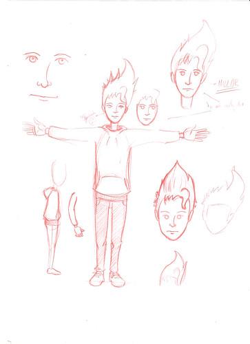 character design: prota 02