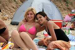 IMG_7850 (Streamer -  ) Tags: girls people hot beach water landscape sand suit teen babes bathing streamer          plamahim