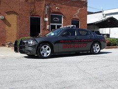 006 (stevenbr549) Tags: county car georgia police dodge sheriff charger meriwether