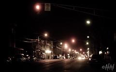 Day 52 (ahh.photo) Tags: street night newjersey nikon cityscape bokeh bayonne 2010 avenuec d40 project365 50mmf2k