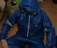 Agu (Agu-) Tags: rubber agu nylon pvc rainsuit regenanzug regenpak