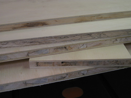 spalted plywood