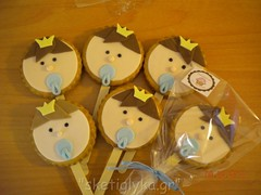 Little Prince (Niki SG) Tags: art cookies butterfly cupcakes cookie little prince sugar fondant  sugarpaste