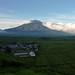 Gunung Kerinci & Tea Plantations