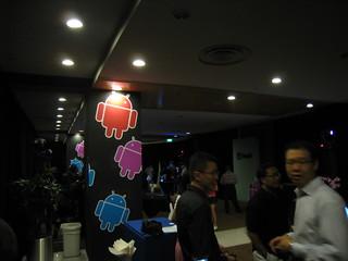 SingTel HTC Dream Launch