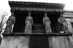 Day 85 (tekstur) Tags: london me make person days to 100 better euston caryatids a 100daystomakemeabetterpersonproject stpancreasparishchurch