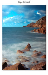 cape cornwall (Jerry Cartlidge) Tags: blue sea st clouds canon rocks cornwall wave sunny cliffs just cape