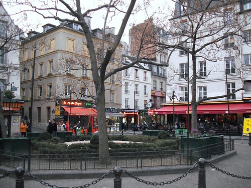 Paris - La Rue Mouffetard