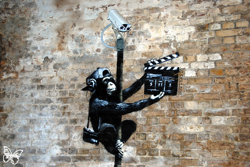 Lights, Camera, Vandalism - Banksy