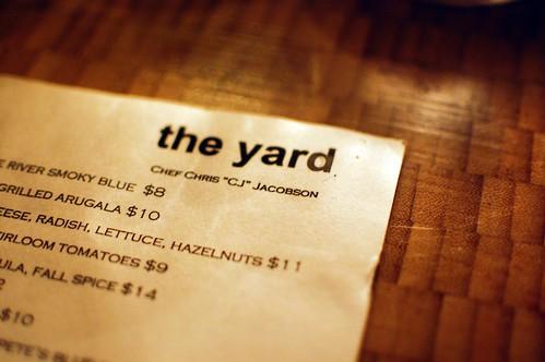 the yard 010