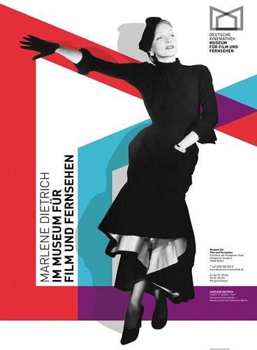 Film Museum - Marlene poster