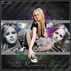 Avril Lavigne: Runaway (~Stranger) Tags: hot holding girlfriend do thing can best gone your when innocence damn keep runaway better avrillavigne on the contagious i strangersoldier