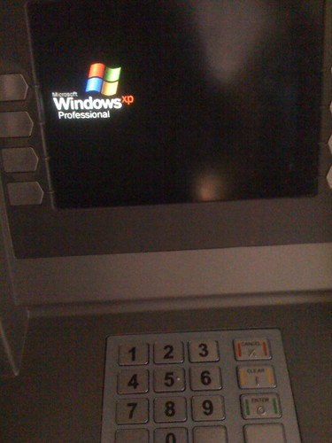 Windows Cashpoint FAIL - 2