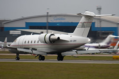 4X-CMY - 5388 - NOY Avation - Canadair CL-600-2B16 Challenger 604 - Luton - 091106 - Steven Gray - IMG_3814